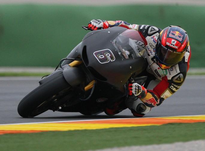 """MotoGP: Test Valencia Day 2, Stefan Bradl """"La prima impressione sulla moto 2013 è positiva"""""""