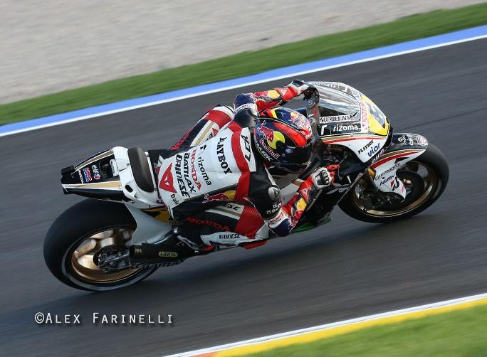 """MotoGP Valencia, Qualifiche: Stefan Bradl """"Con l'asciutto possiamo fare una bella gara"""""""