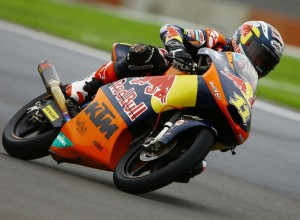 Moto3 Valencia, Warm Up: Cortese davanti a Folger