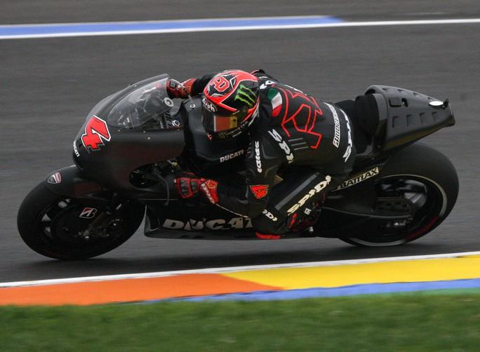 """MotoGP: Test Valencia Day 2, Andrea Dovizioso """"Speriamo di trovare bel tempo a Jerez nei prossimi test"""""""