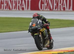 MotoGP Valencia, Warm Up: Meteo protagonista, Dovizioso davanti a Bradl e Rossi