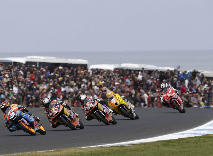 Moto3: FIM rilascia la entry list provvisoria 2013