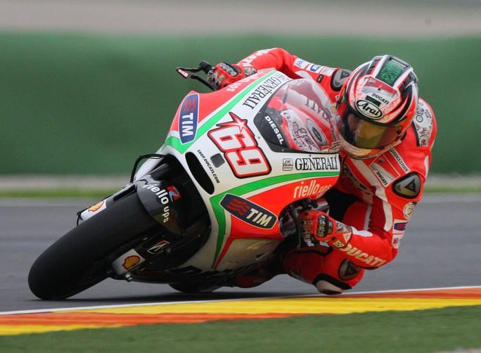 "MotoGP: Test Valencia Day 2, Nicky Hayden ""Importante scendere in pista"""