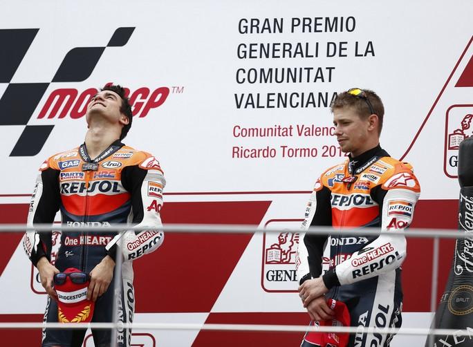 MotoGP: La Honda vince il suo 61° titolo costruttori