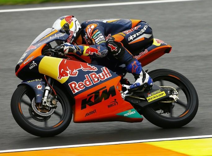 Moto3 Valencia: Kent beffa Cortese e centra la sua seconda vittoria del 2012