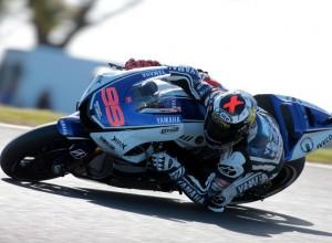 """MotoGP: Jorge Lorenzo """"A Valencia cercherò di salire sul gradino più alto del podio"""""""