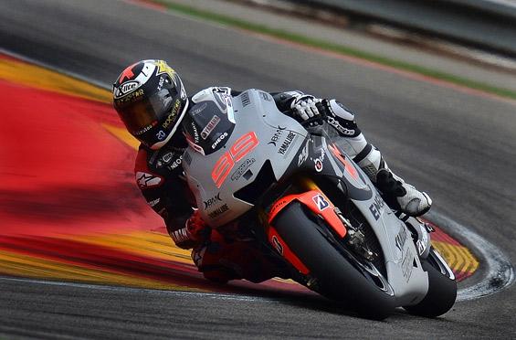 """MotoGP: Jorge Lorenzo """"Siamo stati sfortunati con il meteo"""""""