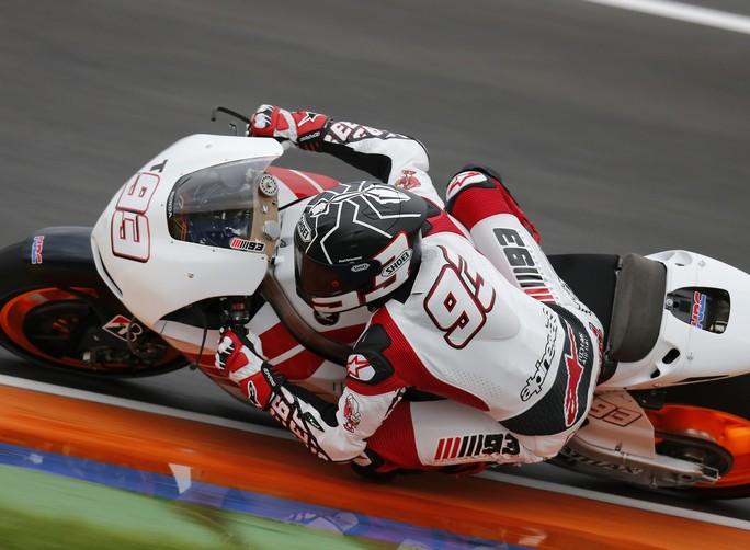 """MotoGP: Marc Marquez """"Sentire tutta quella potenza nelle tue mani è indescrivibile!"""""""