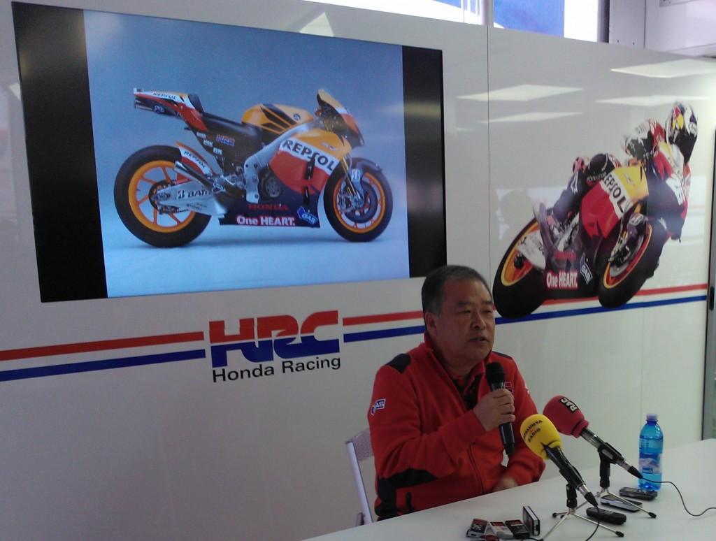 MotoGP: Shuhei Nakamoto a 360° nella conferenza stampa di fine anno