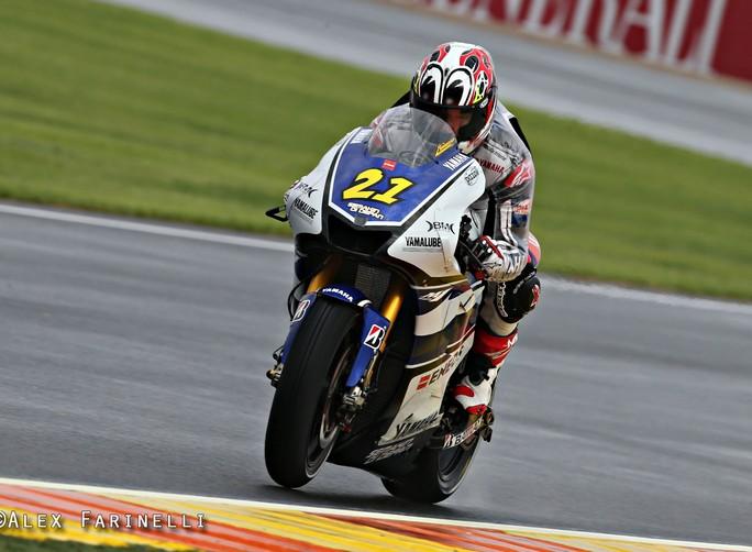 """MotoGP Valencia, Prove Libere: Katsuyuki Nakasuga """"Quest'anno spero di migliorare il 6° posto dell'anno scorso"""""""