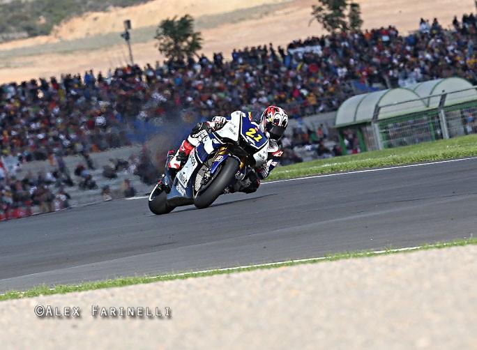 """MotoGP Valencia, Qualifiche: Katsuyuki Nakasuga """"Vorrei migliorare il risultato del 2011"""""""