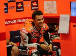 """MotoGP: Dani Pedrosa """"Il 2012 è stato un anno molto positivo, siamo stati vicini a realizzare il nostro obiettivo"""""""