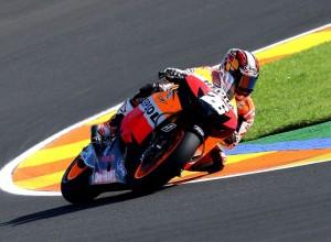 MotoGP Valencia, Qualifiche: Dani Pedrosa centra la Pole Position davanti a Lorenzo