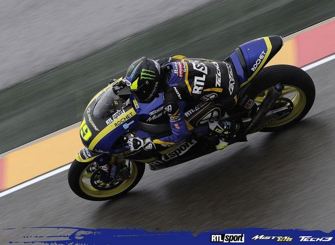 Moto2 Valencia, Prove Libere 1: Simeon è il più veloce