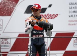 "MotoGP Valencia: Casey Stoner ""Sono molto contento del podio"""