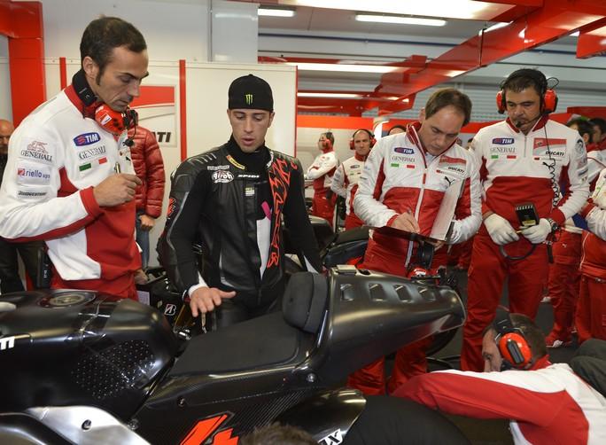 """MotoGP: Vittoriano Guareschi """"Lavoreremo per avere un pacchetto competitivo per i test di Sepang"""""""