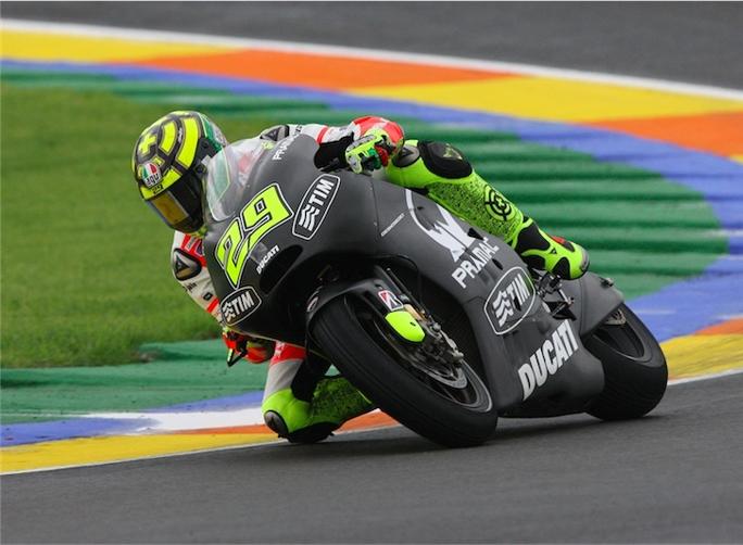 """MotoGP Andrea Iannone: """"Per ora non ho avuto grossi problemi"""""""