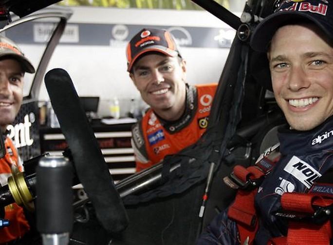 Casey Stoner nel V8 Supercars, questa volta è ufficiale