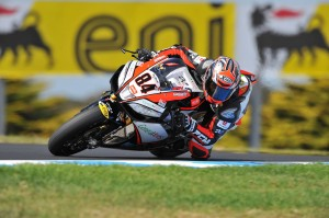 Superbike Phillip Island: ottimo avvio per Michel Fabrizio