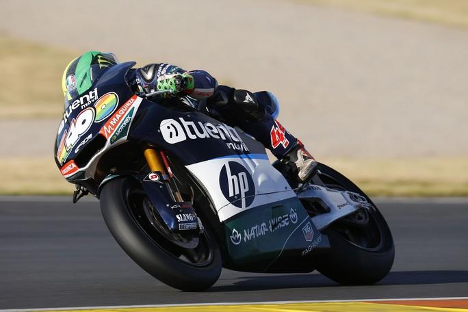 Moto2: Test Valencia Day 3: Pol Espargarò chiude al comando, dominio spagnolo
