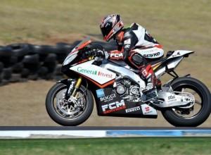 Superbike: Le prime qualifiche di Phillip Island vanno a Michel Fabrizio