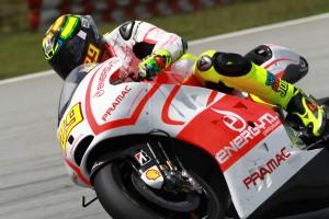 MotoGP: Test Sepang Day 3, Andrea Iannone e Ben Spies migliorano il feeling con le loro Ducati