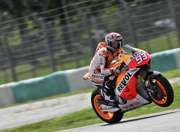 """MotoGP: Test Sepang Day 2, Marc Marquez """"E' stata una giornata abbastanza positiva"""""""