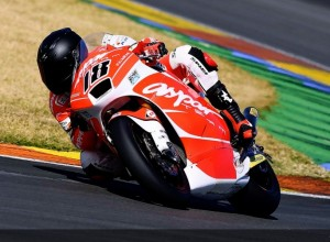 Moto2: Test Valencia Day 1, Terol al comando