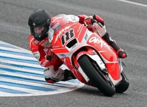 Moto2: Il meteo protagonista dell'ultimo giorno di test a Jerez