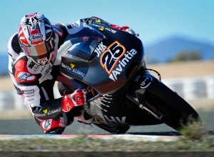 Moto3: Test Valencia Day 1, Maverick Vinales e le KTM in vetta