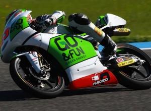Moto3: Bel finale di Antonelli nei test Irta di Jerez, si migliora Baldassarri