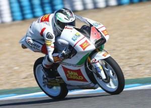 """Moto3 Test Jerez: Francesco Bagnaia """"Mi sono rotto il radio, tornerò per la gara in Texas"""""""