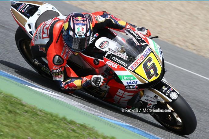 "MotoGP: Test Irta Jerez Day 3, Stefan Bradl ""Prove positive, siamo pronti per il Qatar"""