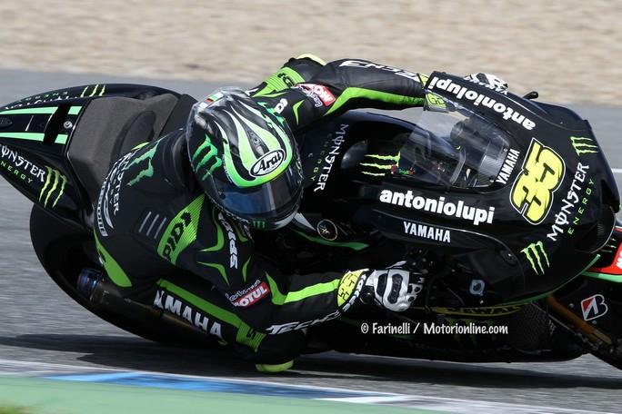 """MotoGP: Test Irta Jerez Day 3, Cal Crutchlow """"Questo risultato dimostra quanto sono migliorato quest'anno e potevo andare ancora più forte"""""""