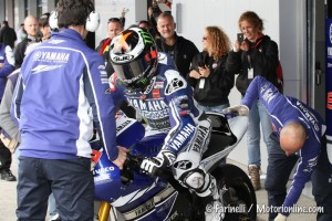 MotoGP: Test Irta Jerez, il debriefing Bridgestone
