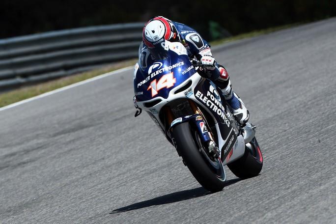 MotoGP: Randy de Puniet soddisfatto della tre giorni di test Irta a Jerez de la Frontera