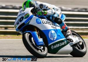 Moto2: Test Irta, Pol Espargarò è il più veloce del Day 3