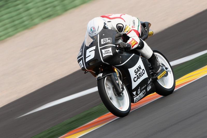 """Moto3 Test Jerez: Romano Fenati """"Abbiamo provato una nuova carena e dobbiamo lavorare tanto sulla ciclistica"""""""