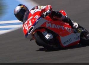 Moto3: La prima giornata di test Irta a Jerez si chiude con Folger in testa