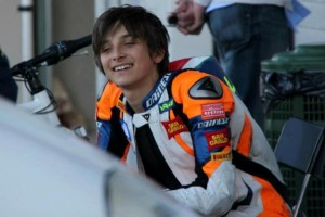 Moto3: Luca Marini con la Twelve Racing