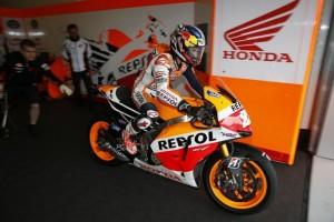 MotoGP: Test Irta Jerez, il Day 2, Pedrosa subito al comando