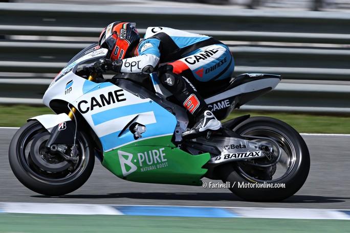 """MotoGP: Test Irta Jerez Day 3, Danilo Petrucci """"Non siamo riusciti a finalizzare i lavoro dei primi due giorni"""""""