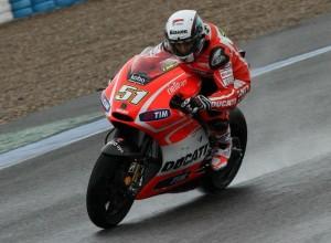 MotoGP: Test Irta Jerez, il maltempo caratterizza la mattinata del Day 1