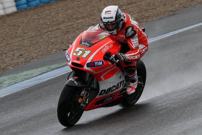 MotoGP: A Jerez il sole ha lasciato spazio a nuvole e ad una leggera pioggia, Day 3 difficile in andalusia