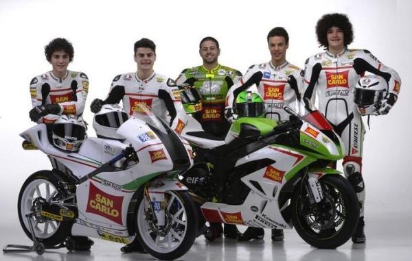Moto3: Presentato il Team Italia FMI San Carlo
