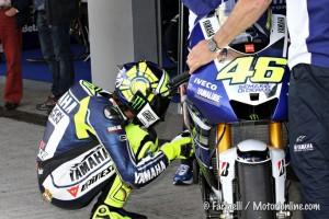 MotoGP: Pista asciutta nell'ultima ora e mezza di test Irta a Jerez de la Frontera