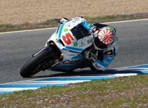Moto2: Ultimo giorno di test Irta positivo per Johann Zarco a Jerez de la Frontera