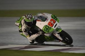 """Moto3 Qatar, Prove Libere: Niccolò Antonelli """"C'è da essere soddisfatti"""""""