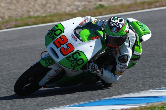 """Moto3: Niccolò Antonelli """"In Qatar vorrei giocarmela con i migliori, fisico permettendo"""""""