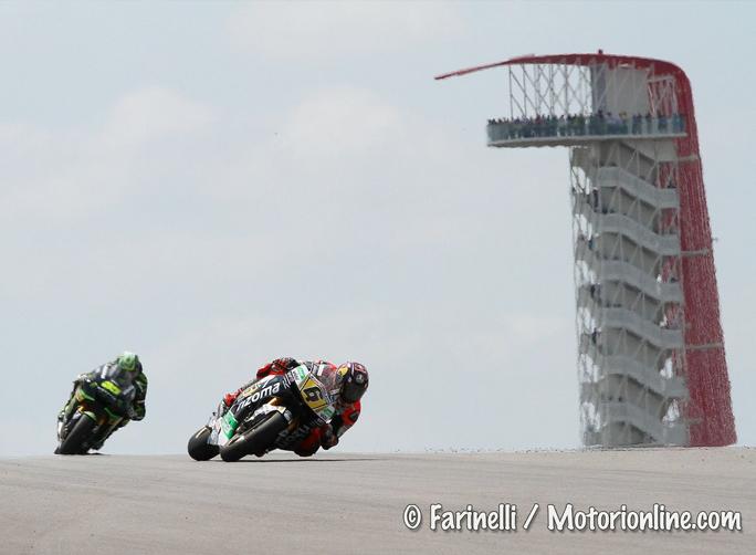 "MotoGP Austin Gara, Stefan Bradl: ""Sono soddisfatto"""